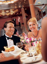 Holiday Dining Celebrity Cruises