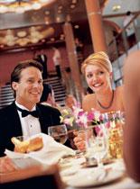 Holiday Dining Celebrity Cruises