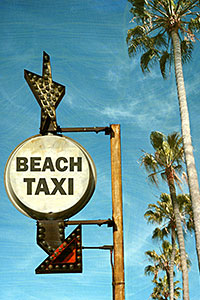 cruise-beach-taxi-cab