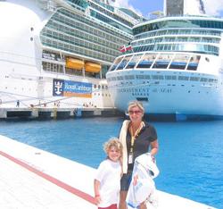 Come Aboard My Nickelodeon Cruise Onboard Freedom Of The Seas - Nickelodeon cruise ships