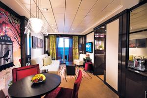 Family Villa on Norwegian Epic