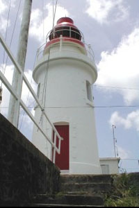 Vigie Lighthouse in St. Lucia
