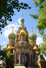 St. Petersburg cathedral