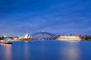 Sydney-night