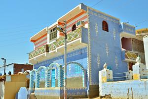 Nubian-Village-Aswan
