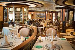 Sabatini's - photo compliments of Princess Cruises