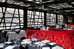 Restaurant 2 - photo compliments of Seabourn Cruise Line