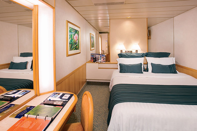 The Best Cruise Ship Inside Cabins And To Avoid Cruise - Rooms on cruise ships