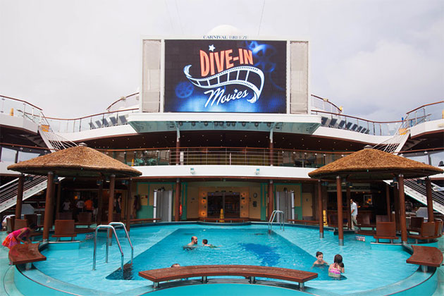 Carnival Breeze - Dive In Movie