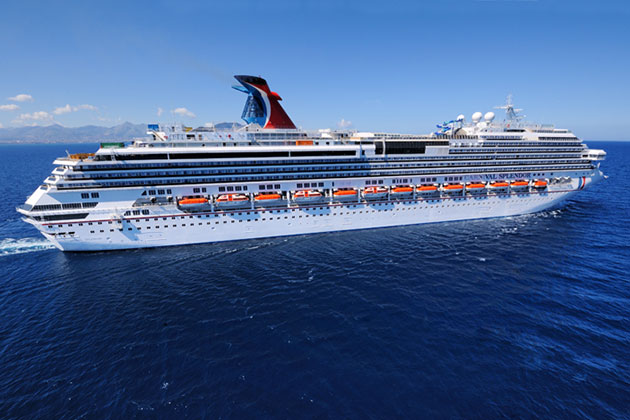 Reasons Why Carnival Splendor Is The Cruise Ship For You - Pictures of carnival splendor cruise ship