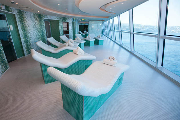 7 Best Cruise Ship Spas  Cruise Critic