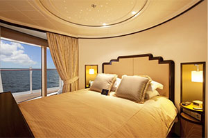 Disney Dream Royal Suite