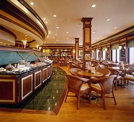 The Bistro on Crystal Serenity