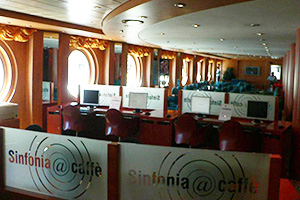 Sinfonia Internet Cafe
