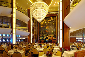 Oasis of the Seas Opus Dining Room