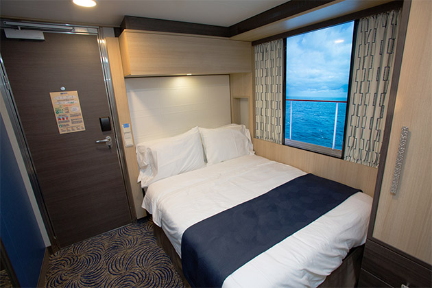 The truth about solo cruise cabins cruise critic for Royal caribbean solo cabins
