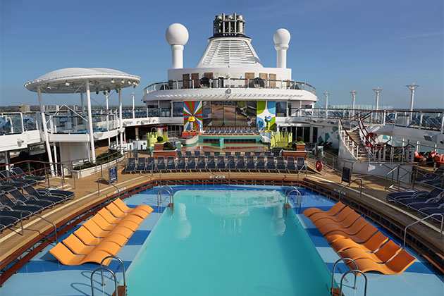 Free Activities On Anthem Of The Seas Cruise Critic - Anthem of the seas itinerary