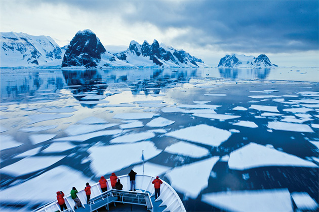 8 places that are best to visit by cruise ship cruise critic for Best way to travel to antarctica