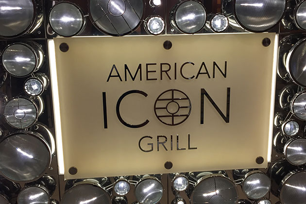 Allure of the Seas - American Icon Grill