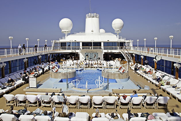 Azamara Club Cruises - Pool