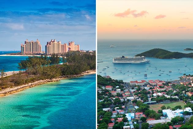 bahamas vs caribbean cruises cruise critic. Black Bedroom Furniture Sets. Home Design Ideas