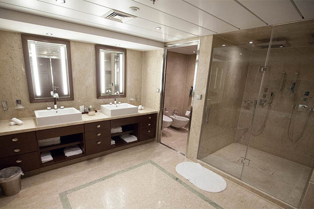 Pic Of Bathrooms 6 best cruise ship bathrooms - cruise critic