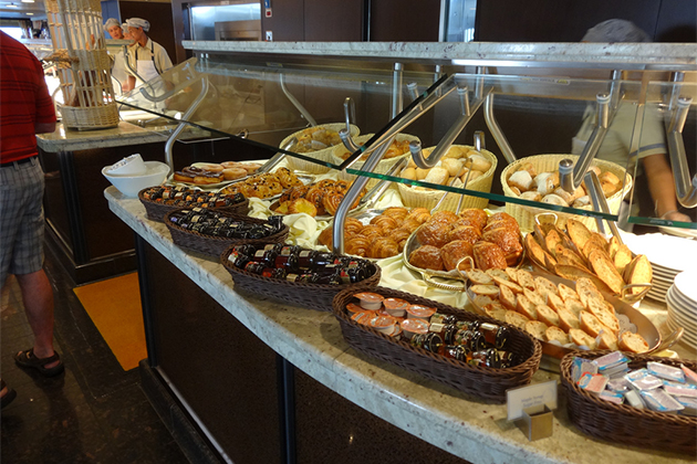 5 best cruise ship buffets cruise critic