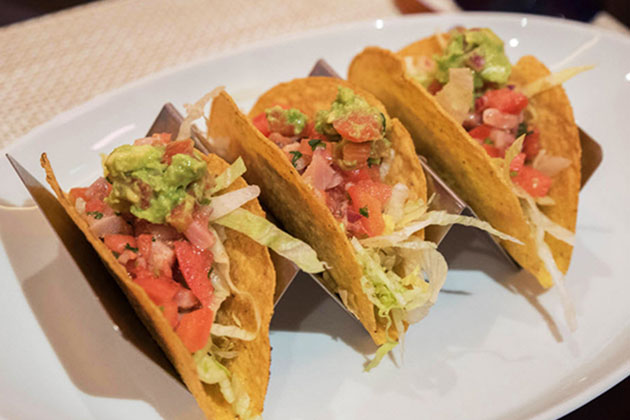 Best Cruise Ships For Latin American And Mexican Food Cruise - Best cruise ship for food