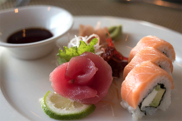 Best Sushi Restaurants On Cruise Ships Cruise Critic - Best cruise ship for food