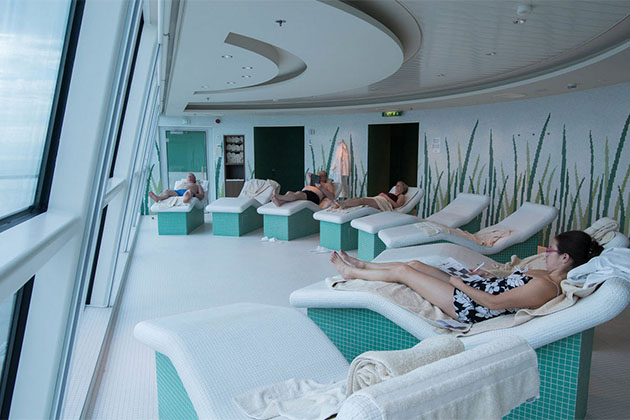 Aqua Class, Cabin Category K1, Celebrity Summit