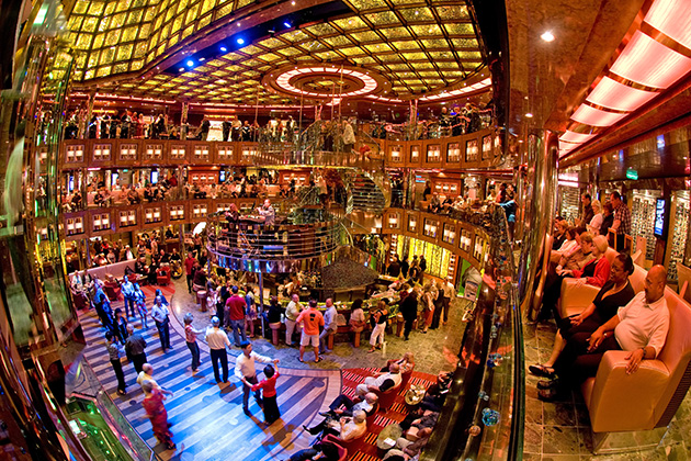 Carnival Dream - Decor