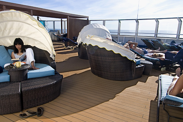 Carnival Dream - Serenity Deck