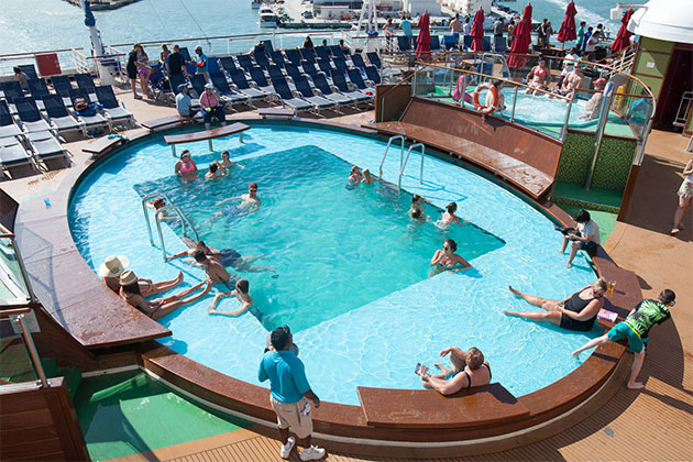 Carnival Magic - Tides Pool
