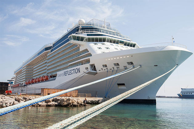 Celebrity Reflection Cruise Ship, 2019 and 2020 Celebrity ...