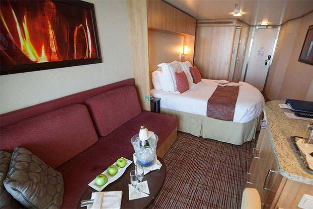 Celebrity Reflection Cabins | U.S. News Best Cruises