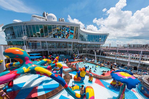 Celebrity Cruises Vs Royal Caribbean International