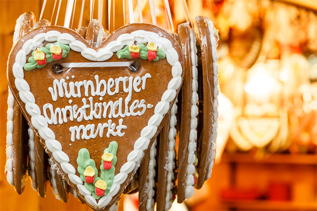 Christmas Market gingerbread