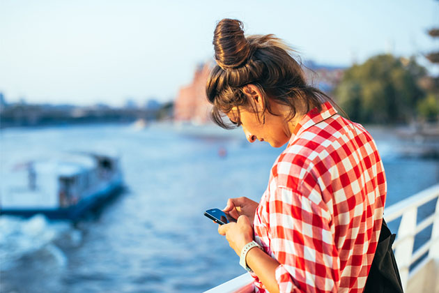 Texting On A Cruise Cruise Line Messaging Apps Cruise Critic - Using a cellphone on a cruise ship