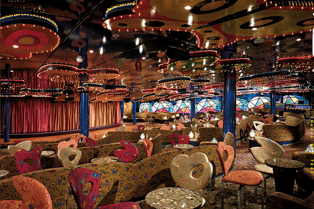 6 Ships With Over-the-Top Cruise Ship Decor