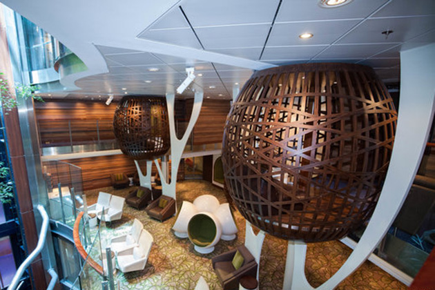 6 Ships With Over The Top Cruise Ship Decor Cruise Critic