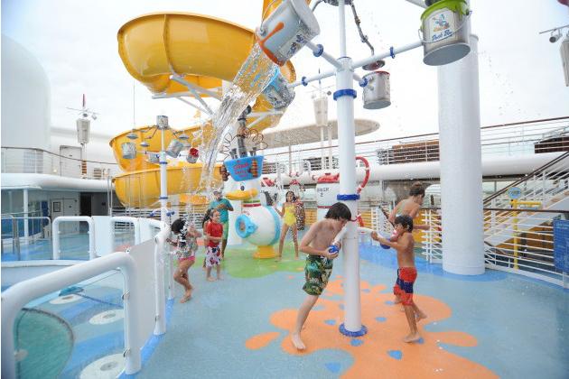 10 Best Cruise Ship Sun Decks Cruise Critic