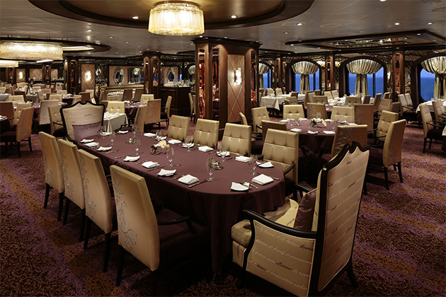 Oasis of the seas main dining room