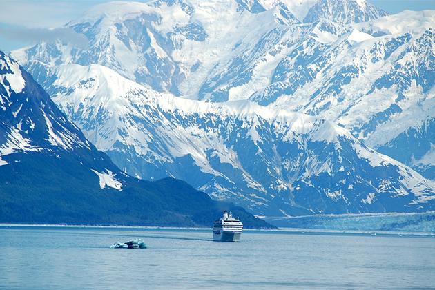 Hubbard Glacier Vs Glacier Bay Cruises  Cruise Critic