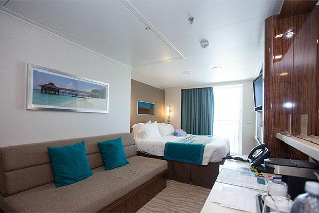 Inside vs balcony cruise cabins a cabin comparison for Cruise ship balcony room