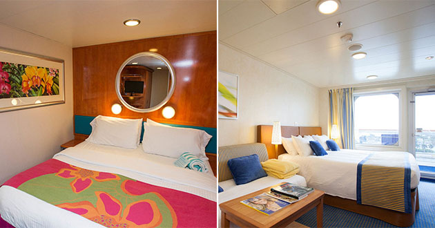 Inside Cabin vs. Balcony Cabin