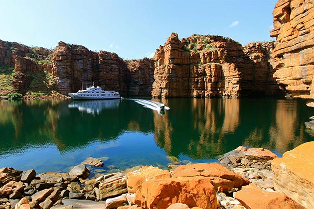 Cruising Kimberley, Australia