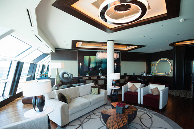 Cruise ship cabin reviews · suite cabin