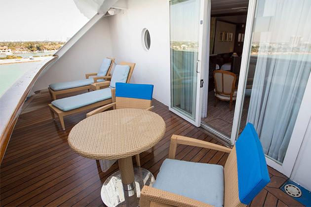 Cruise Mini Suite Vs Suite A Cabin Comparison Cruise