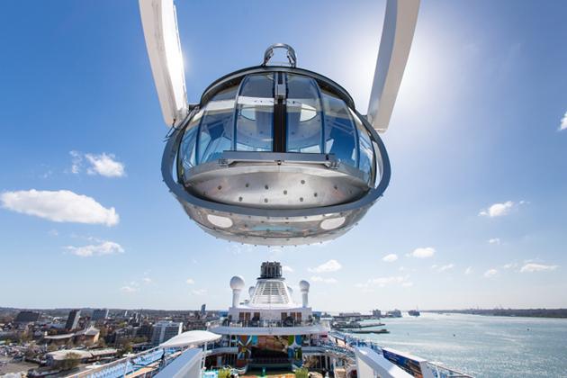 Norwegian Cruise Line Vs Royal Caribbean International