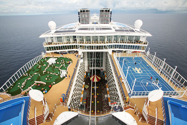 Best Oasis Of The Seas Cruise Trip Reports Cruise Critic - Oasis of the seas cruise ship prices